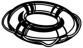 Lifebuoy - Icon Stock Images