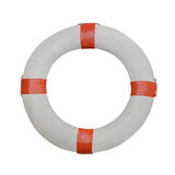 Lifebuoy isolated on white background. Image of lifebuoy isolated on white background Royalty Free Stock Photos