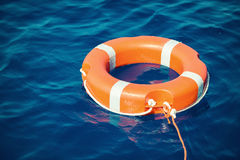 Lifebuoy, life preserver Royalty Free Stock Images