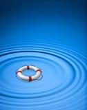 lifebuoy liny ratowniczej ratuneku pierścionek Obrazy Stock