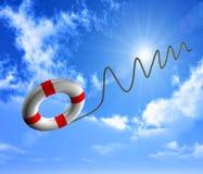 Lifebuoy mais seguro Imagem de Stock