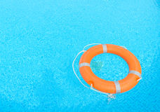 Lifebuoy orange Royalty Free Stock Images