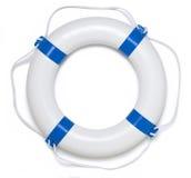 lifebuoy ratownika preserver pierścionek Zdjęcia Royalty Free