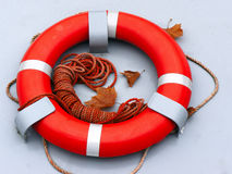 Lifebuoy ring Stock Image