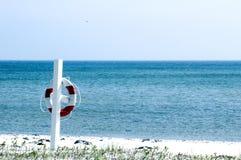 Lifebuoy ring Denmark Langeland Royalty Free Stock Images