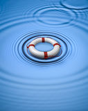 Lifebuoy Ring Preserver Water Royalty Free Stock Photos