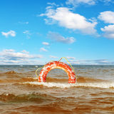 Lifebuoy Ring Stock Photos