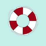 Lifebuoy rojo libre illustration
