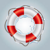 Lifebuoy_Set 1 Stock Image
