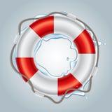 Lifebuoy_Set 1 Stock Image