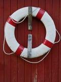 lifebuoy stary Zdjęcie Royalty Free