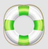 Lifebuoy symboler för vektor Arkivbild
