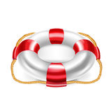 Lifebuoy vector illustration  Stock Photography