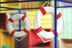 lifebuoys Стоковые Изображения RF