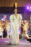 Lifeford a enchanté princesse Bridal Makeup 2017, rond final à B Image stock