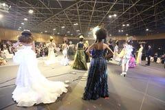Lifeford Enchanted Princess Bridal Makeup 2017, Final Round at B Stock Image