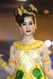 Lifeford Verrukte Prinses Bridal Makeup 2017, Definitieve Ronde bij B Royalty-vrije Stock Afbeeldingen