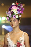 Lifeford Verrukte Prinses Bridal Makeup 2017, Definitieve Ronde bij B Royalty-vrije Stock Afbeelding