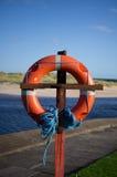 lifeguard δαχτυλίδι Στοκ εικόνα με δικαίωμα ελεύθερης χρήσης