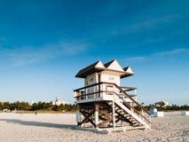 lifeguard θέση Στοκ φωτογραφία με δικαίωμα ελεύθερης χρήσης