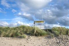 lifeguard καλύβα στοκ φωτογραφία με δικαίωμα ελεύθερης χρήσης