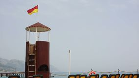 Lifeguard στην υπηρεσία φιλμ μικρού μήκους