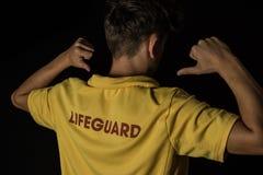 lifeguard Image stock