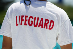Lifeguard Fotografia de Stock