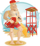 Lifeguard Stock Photography