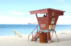 Lifeguard Foto de Stock