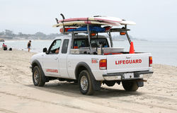 Lifeguard Stock Image
