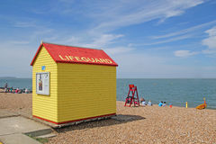 Lifeguard Beach Hut Royalty Free Stock Image