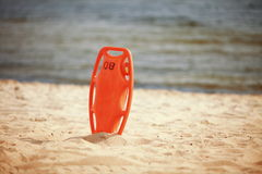 Lifeguard Beach Rescue Equipment Royalty Free Stock Image