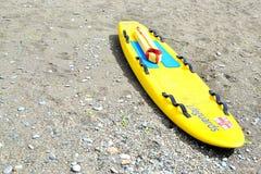 Lifeguard board Royalty Free Stock Photos