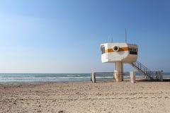 Lifeguard Booth Stock Image