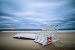 Free Lifeguard Chair Stock Photography - 94891982