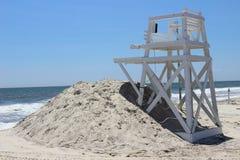 Lifeguard Chair Stock Image