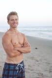 Lifeguard considerável novo imagem de stock royalty free