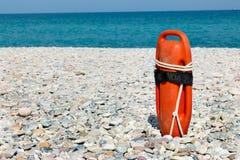 Lifeguard float. stock images