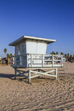 Lifeguard house Royalty Free Stock Photography
