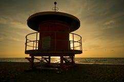Lifeguard II fora de serviço Imagens de Stock Royalty Free