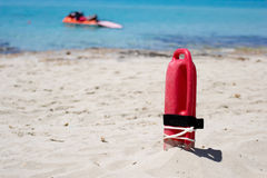 Lifeguard lifesaver Royalty Free Stock Images