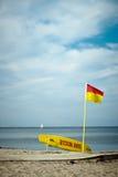 Lifeguard post Stock Photography