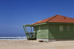 Lifeguard post Royalty Free Stock Photography