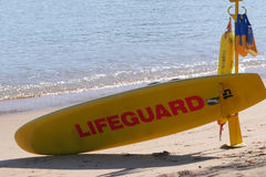 Lifeguard post Stock Photo