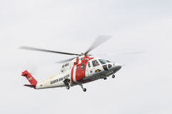Search and rescue SAR helicopter Stock Photography