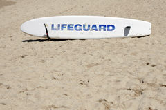 Lifeguard Rescue Surfboard Royalty Free Stock Photo