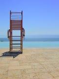 Lifeguard seat Stock Images