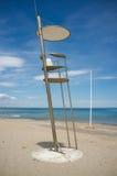 Lifeguard seat Royalty Free Stock Images