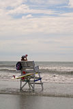 Lifeguard Stand Stock Photography